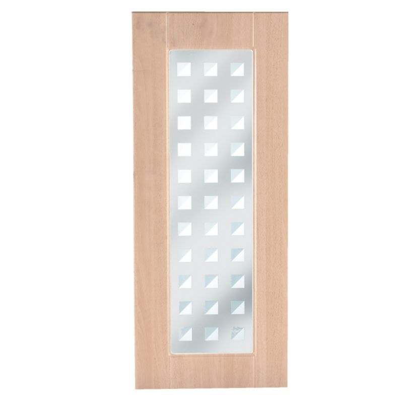 Beech Style Pack F Glazed Door 300mm - CLICK FOR MORE INFORMATION