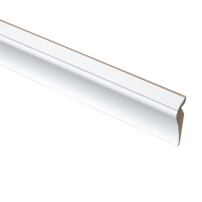Gloss White Cornice 2400mm - CLICK FOR MORE INFORMATION
