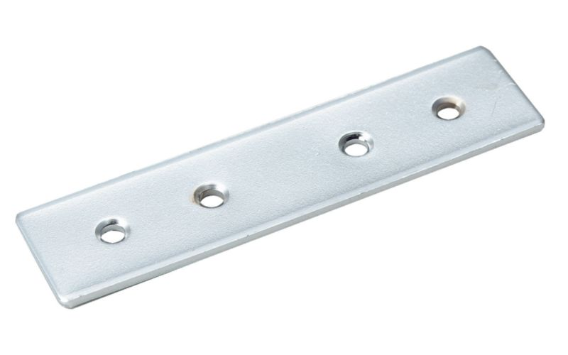 Door Jointing Straps Chrome Plated