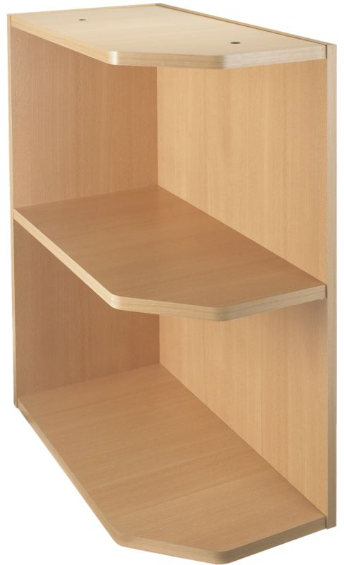 Beech end table for Beech effect kitchen units