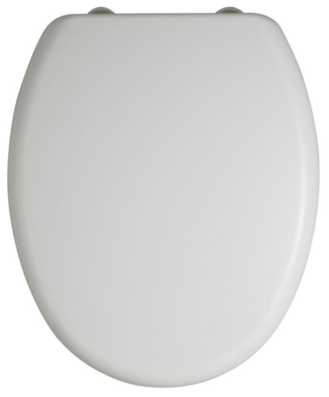 Valencia Toilet Seat White