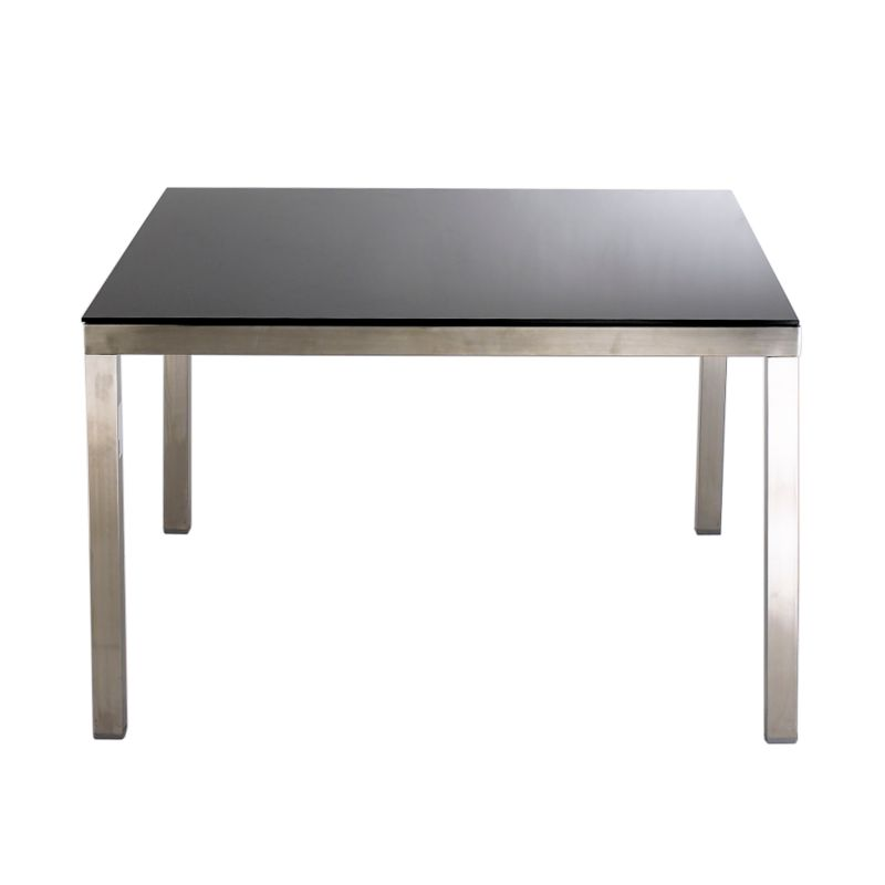 Soho Dining Table Black