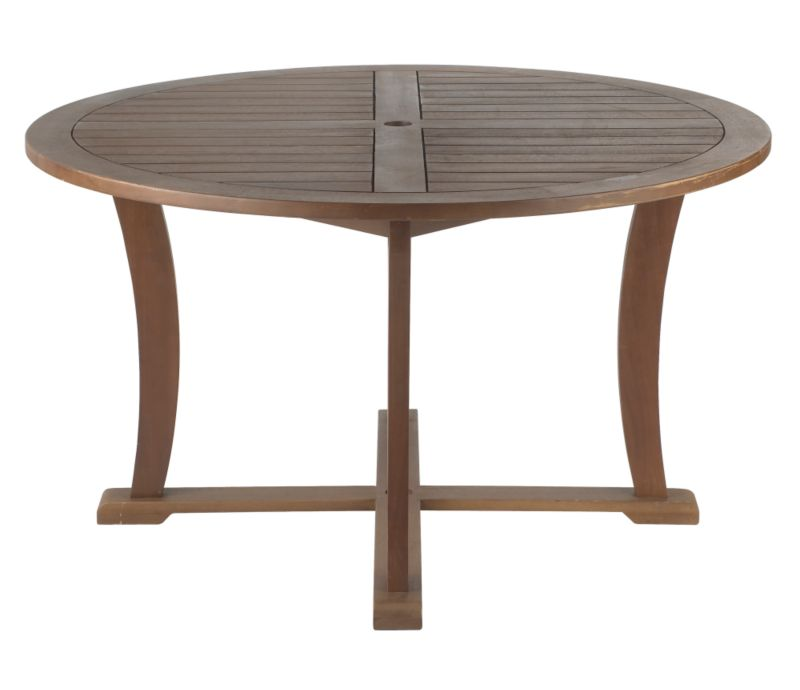 Charleston Round Dining Table W5363 Wood