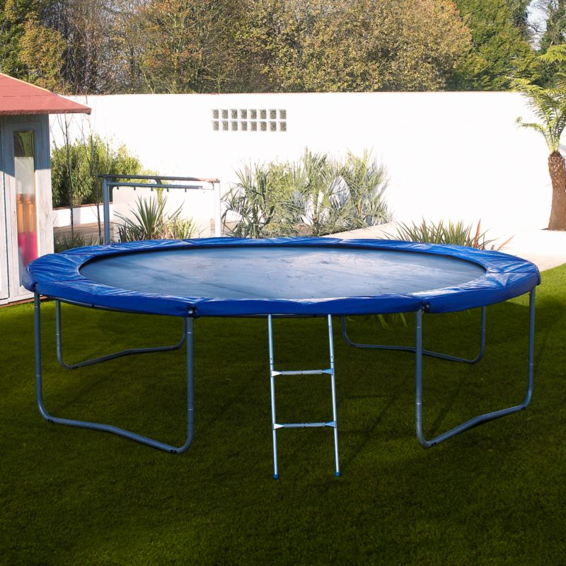 Trampoline Springs B Q: Trampolines B And Q Bandq Folding 12ft Trampoline With