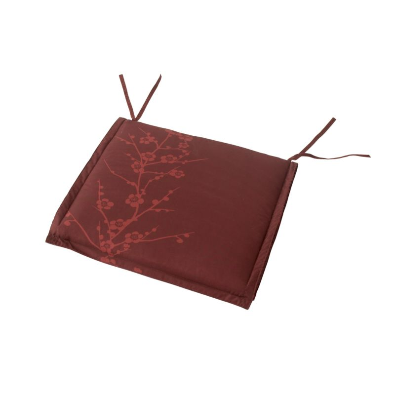 Chilworth Carver Chair Cushion Oriental Blossom