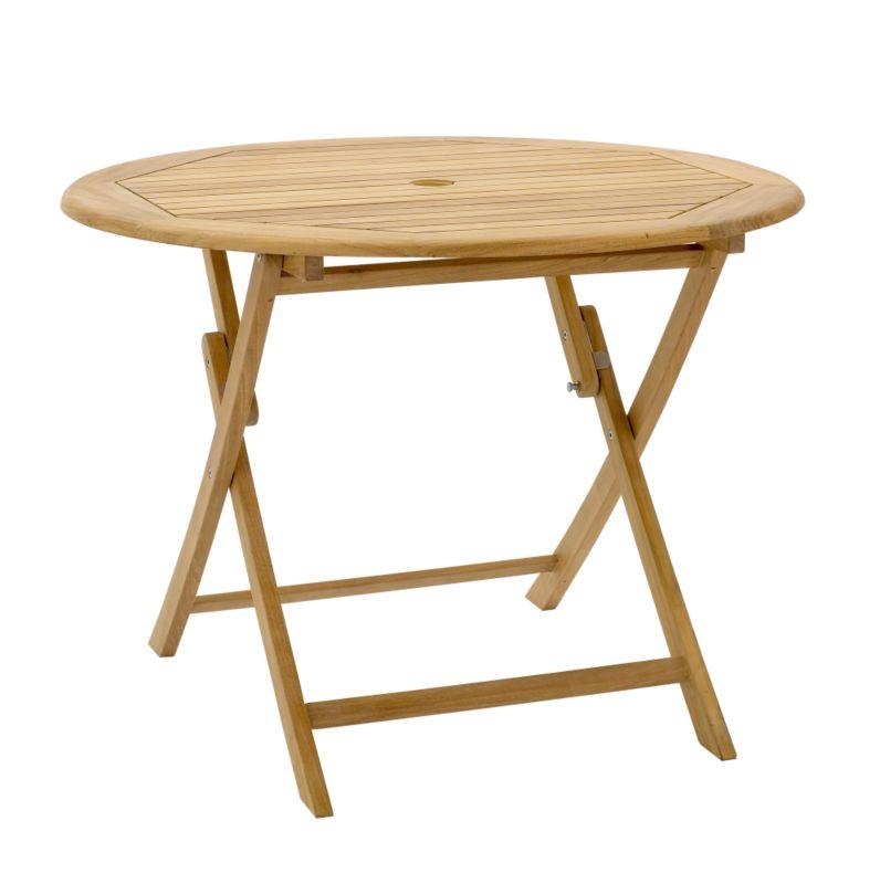 Weston Round Dining Table BQ/T1 Teak