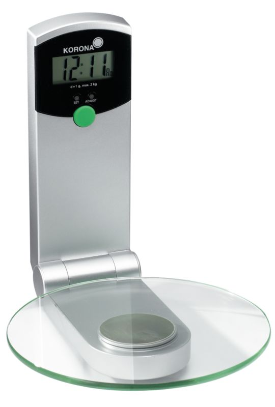 Soehnle Wall Mounted Kitchen Scales