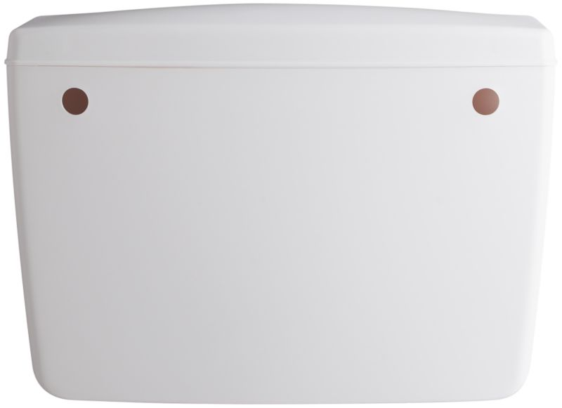 Concorde Low-Level Plastic Cistern White