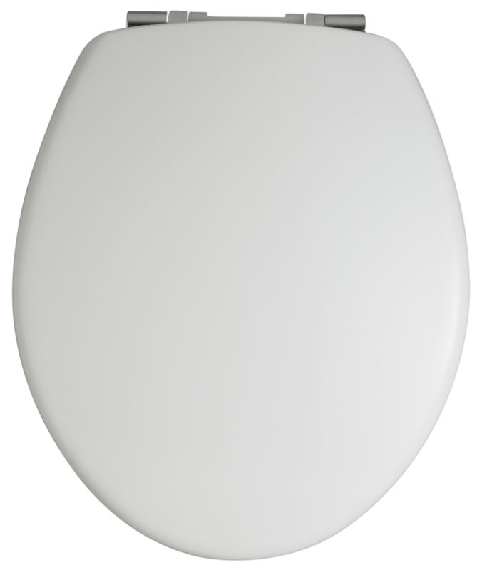 Freedom Toilet Seat White