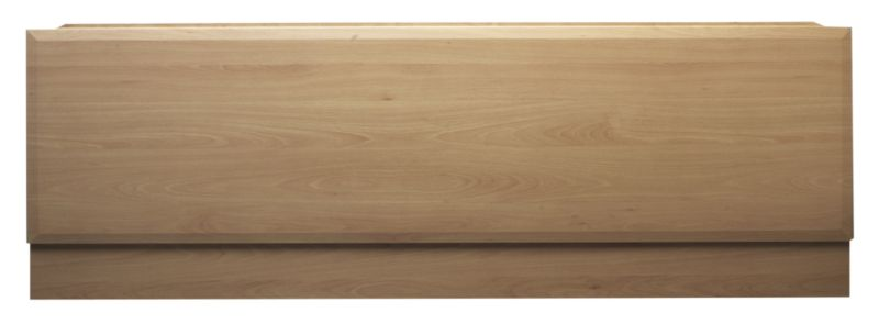 Bath Front Panel Beech Effect (L)1700mm