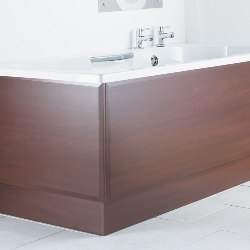 Bath Front Panel Hickory Effect (L)1700mm