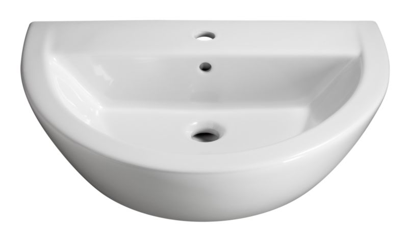 Select Rossini Vanity Basin White