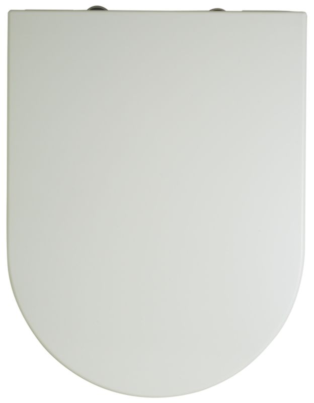 Rossini Toilet Seat White