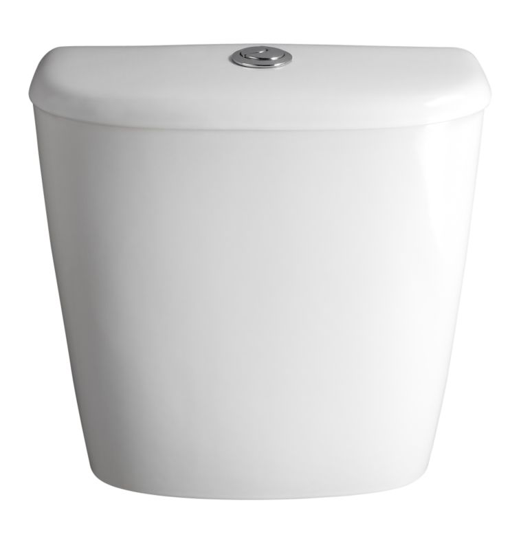 Space Close-Coupled Cistern White