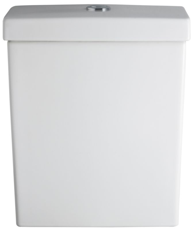 Zone Close-Coupled Cistern White