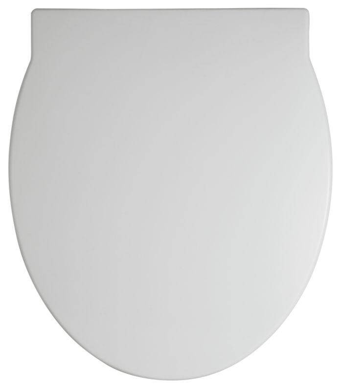 Zone Toilet Seat White
