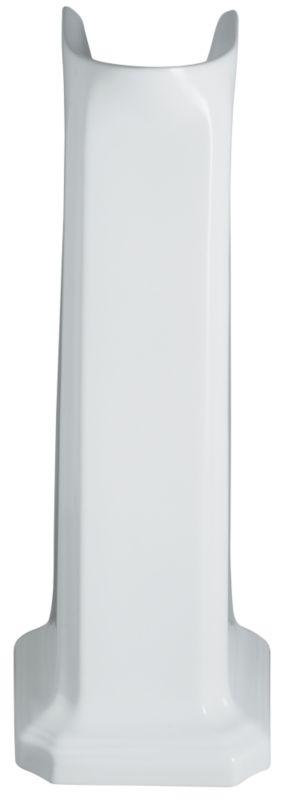 Gloucester Cloakroom Pedestal White