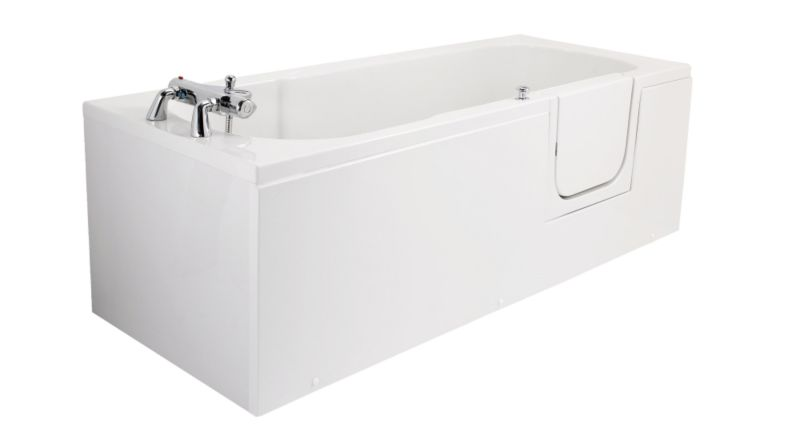 Living Bath End Panel