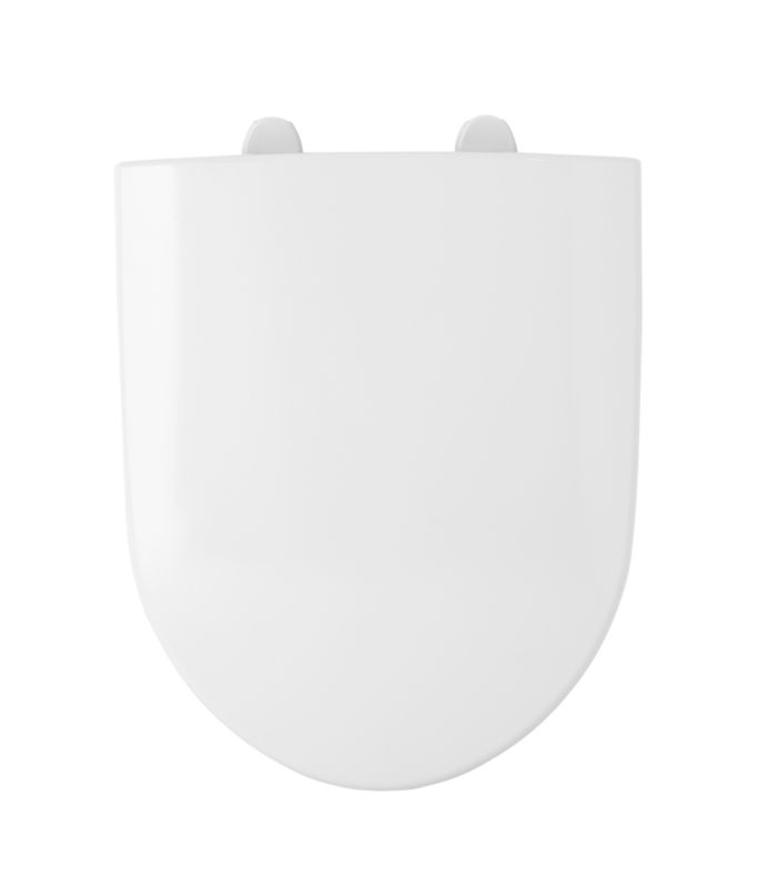 Deco Toilet Seat White