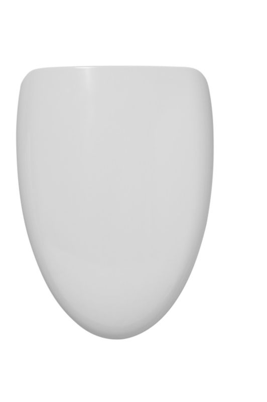 Select Restful Toilet Seat White