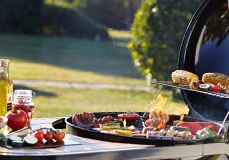 New range of barbecues