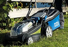 Choose the right lawnmower