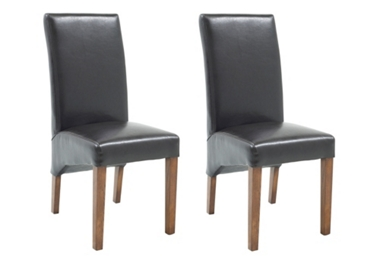 Pair (2) of dining chairs