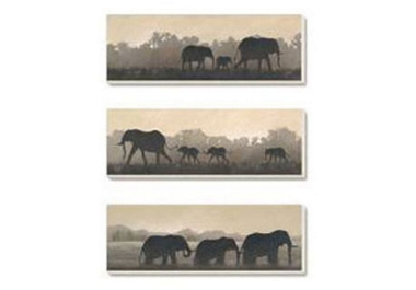 Pictures Elephant Trio (set of 3)
