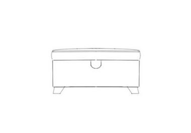 Sofa Bed Storage footstool