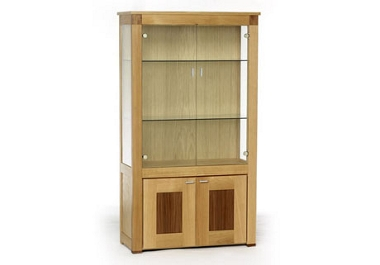 Marc Dohl Furniture Narrow display cabinet