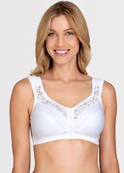 Front Closure Bras - Miss Mary Of Sweden Front Closure B C D Cup Bra