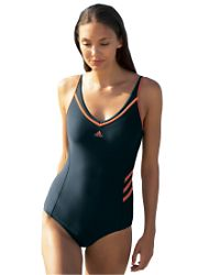 Adidas Swimwear - Adidas 3 Stripe Swimsuit