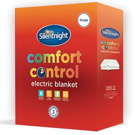 Image of Silentnight Electric Blanket