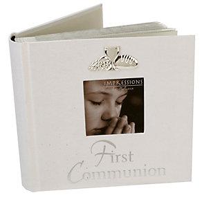 Childhood Memories White 1st Communion Album - Product number 1005413