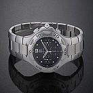 Pre-owned TAG Heuer Kirium men's steel bracelet watch - Product number 1005472
