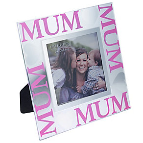 Mum Mirrored Photo Frame - Product number 1006290