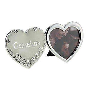Grandma Heart Photo Frame - Product number 1006312