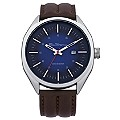 Ben Sherman Men's Blue Dial Brown Leather Strap Watch - Product number 1013904