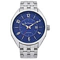 Ben Sherman Men's Blue Dial Stainless Steel Bracelet Watch - Product number 1013955