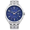 Ben Sherman Men's Blue Dial Stainless Steel Bracelet Watch - Product number 1013955