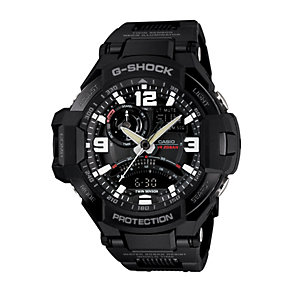 G-Shock Men's Black Resin Bracelet Watch - Product number 1014064