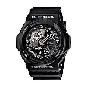 G-Shock Men's Black Resin Strap Watch - Product number 1014072