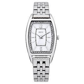 Oasis Ladies' Crystal Alloy Bracelet Watch - Product number 1014269