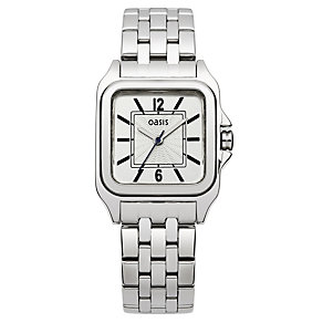 Oasis Ladies' Stainless Steel Alloy Bracelet Watch - Product number 1014455