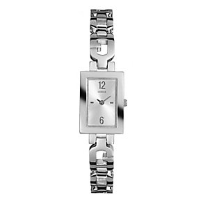 Guess Ladies' Stainless Steel Adjustable Bracelet Watch - Product number 1014633
