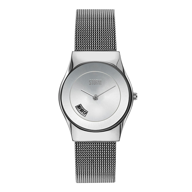 Storm Ladies' Stainless Steel Mesh Bracelet Watch - Product number 1014994