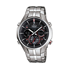 Casio Edifice Men's Stainless Steel Bracelet Watch - Product number 1015575