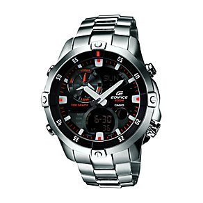 Casio Edifice Stainless Steel Bracelet Watch - Product number 1015591