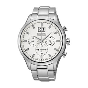 Seiko Men's Stainless Steel Bracelet Watch - Product number 1015788