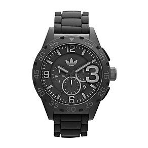 Adidas Black Strap Watch - Product number 1021109